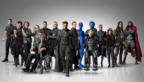 x men days future past