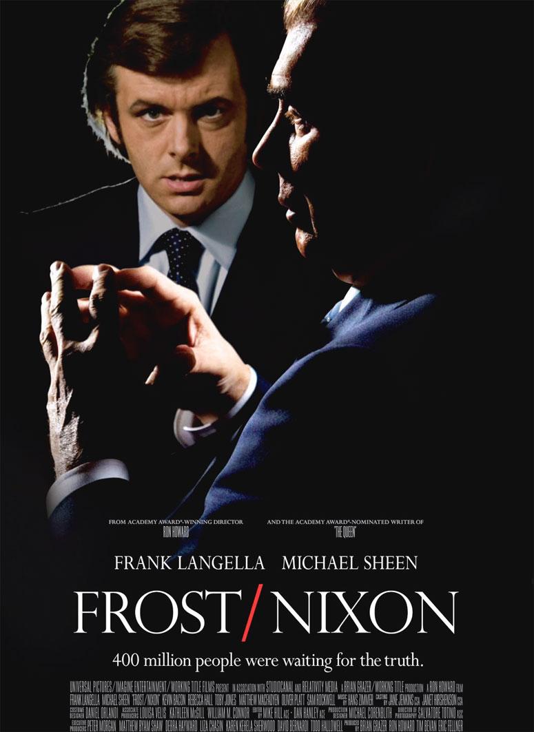 Risultati immagini per frost/nixon