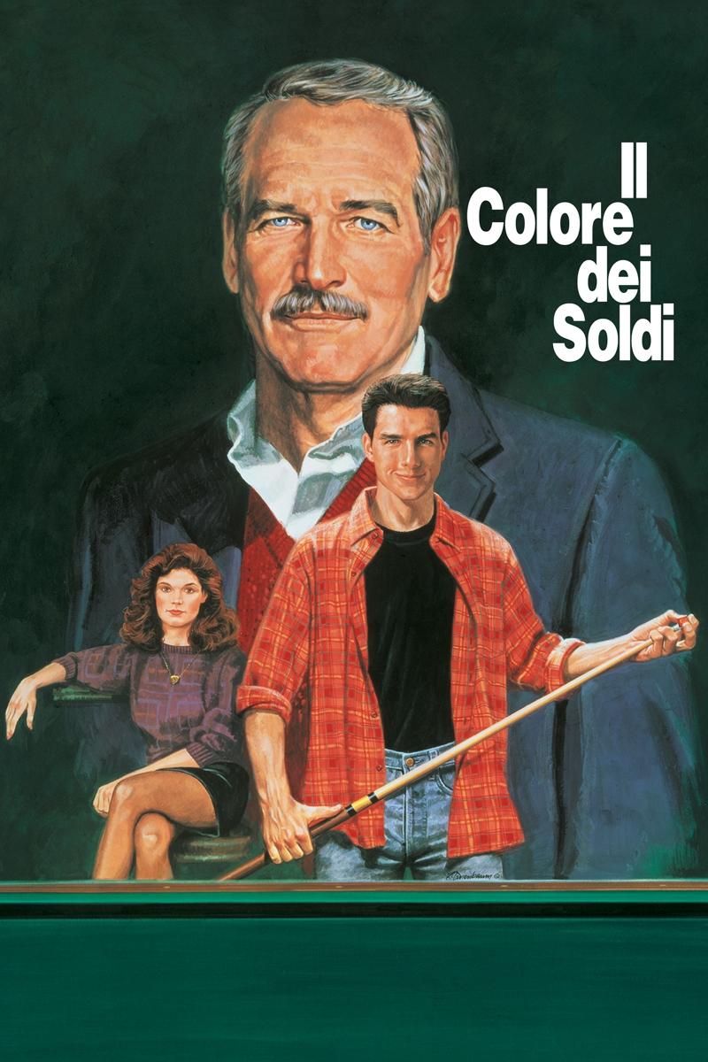 Poster E Locandina Del Film Il Colore Dei Soldi