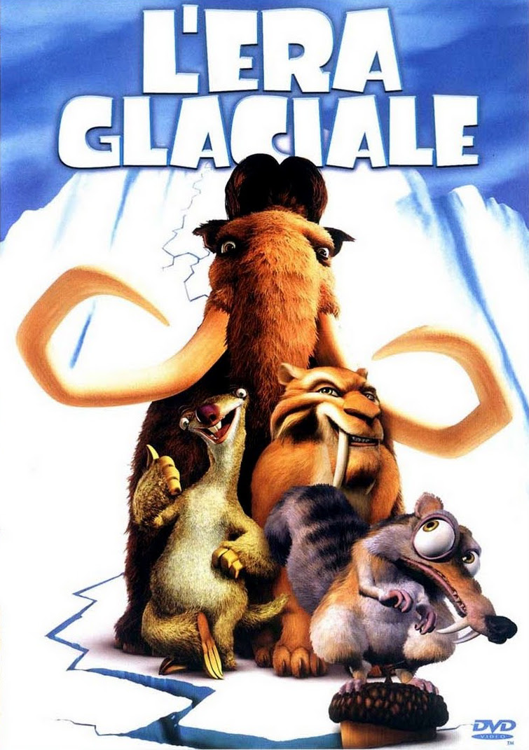 L'Era Glaciale (2002), primo successo Blue Sky