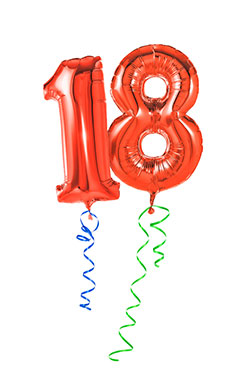 Frasi Auguri 18 Anni Frasi Per Augurare Buon Compleanno 18 Anni