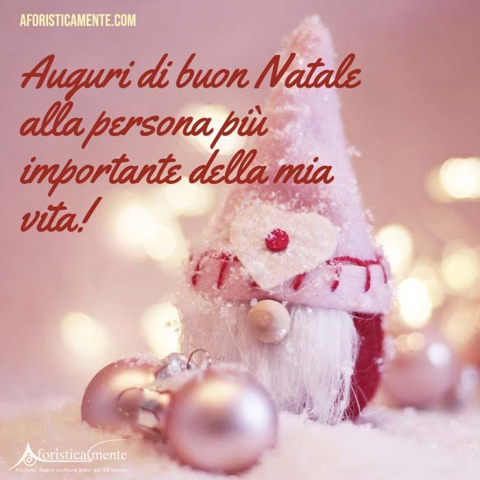 Passare il natale con la persona amata è il più bel regalo che si possa ricevere. Auguri Di Natale Frasi Per Dire Buon Natale Amore Aforisticamente