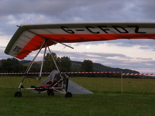 Cost Hang Powered Glider