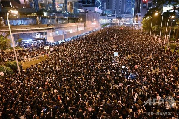 香港デモ勝利、挫折した習近平が次に恐れること 国際社会を味方につけ ...