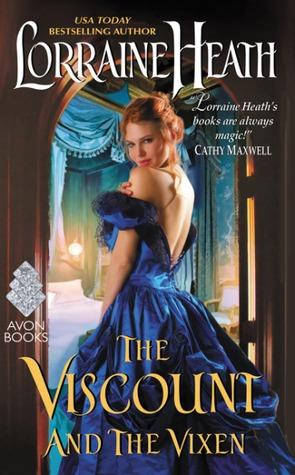 The Viscount and the Vixen by Lorraine Heath.jpg