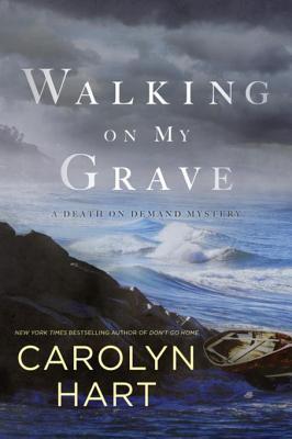 Walking on my Grave by Carolyn G Hart.jpg