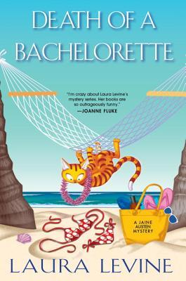 Death of a Bachelorette by Laura Levine.jpg