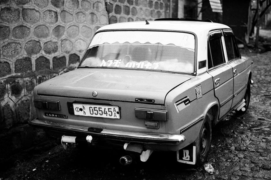 1 - Addis Taxi