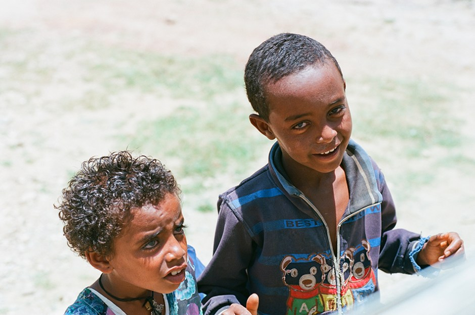 14 - Kids in Wukro, Tigray