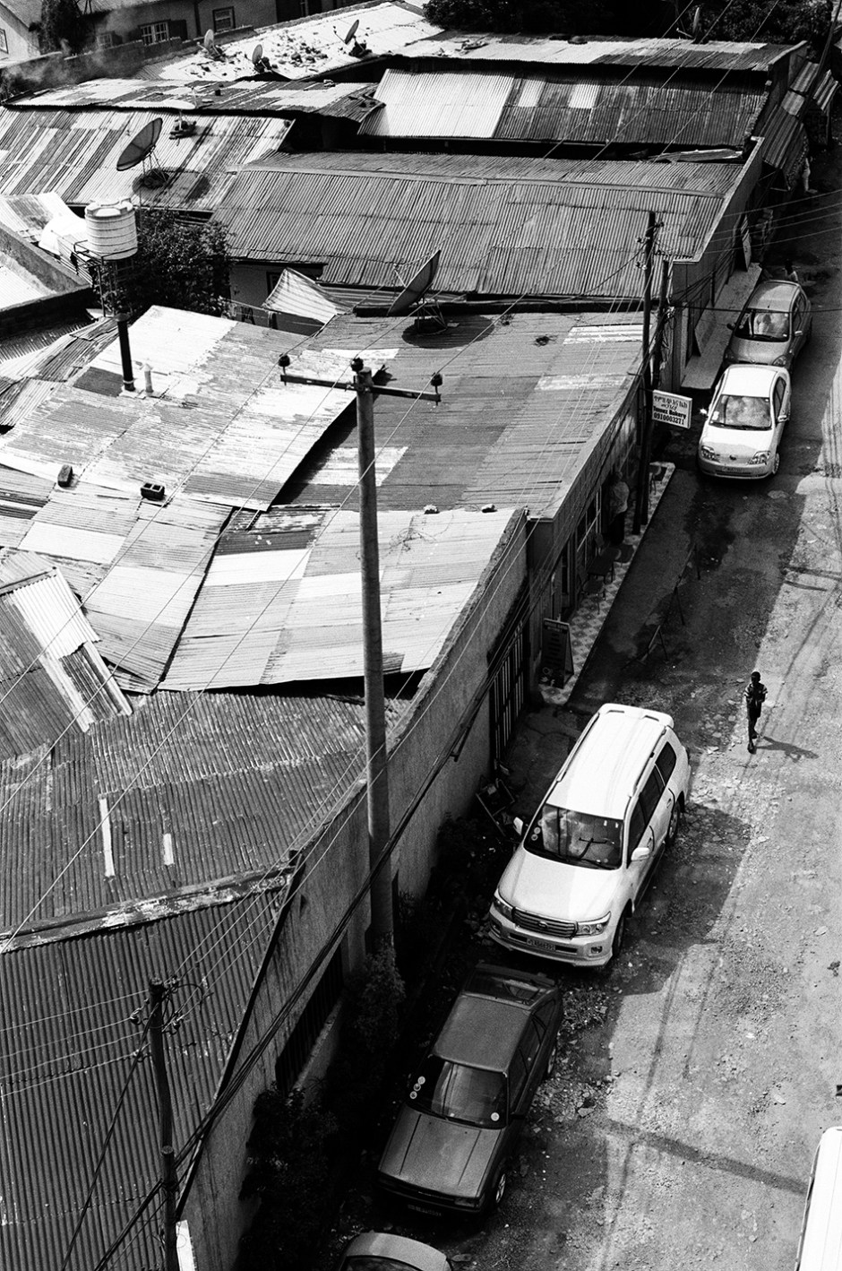 6 - Addis Laneway 1