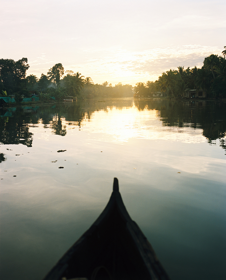 Backwaters Morning Light