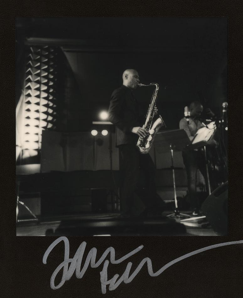Joshua Redman in concert, during the Timisoara Jazz Festival, 2017