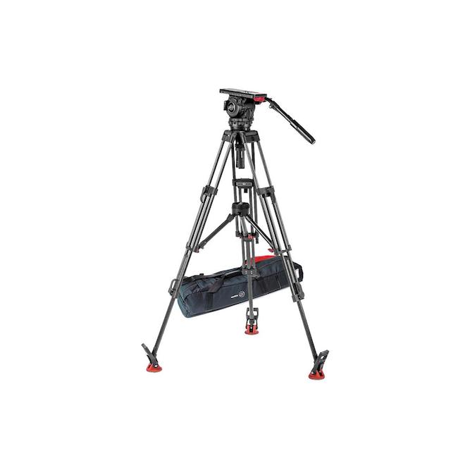 Sachtler Video 18 S2 Fluid Head Tripod System