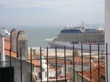 Lisbon from Alafama