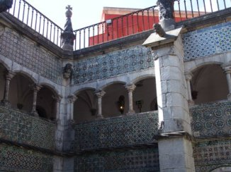 Pena Courtyard