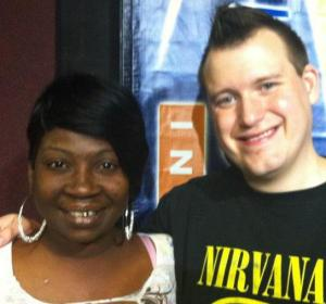 Our very own Lazy E with Sweet Brown