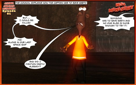 Anansi Project ghana comics Episode-01-07