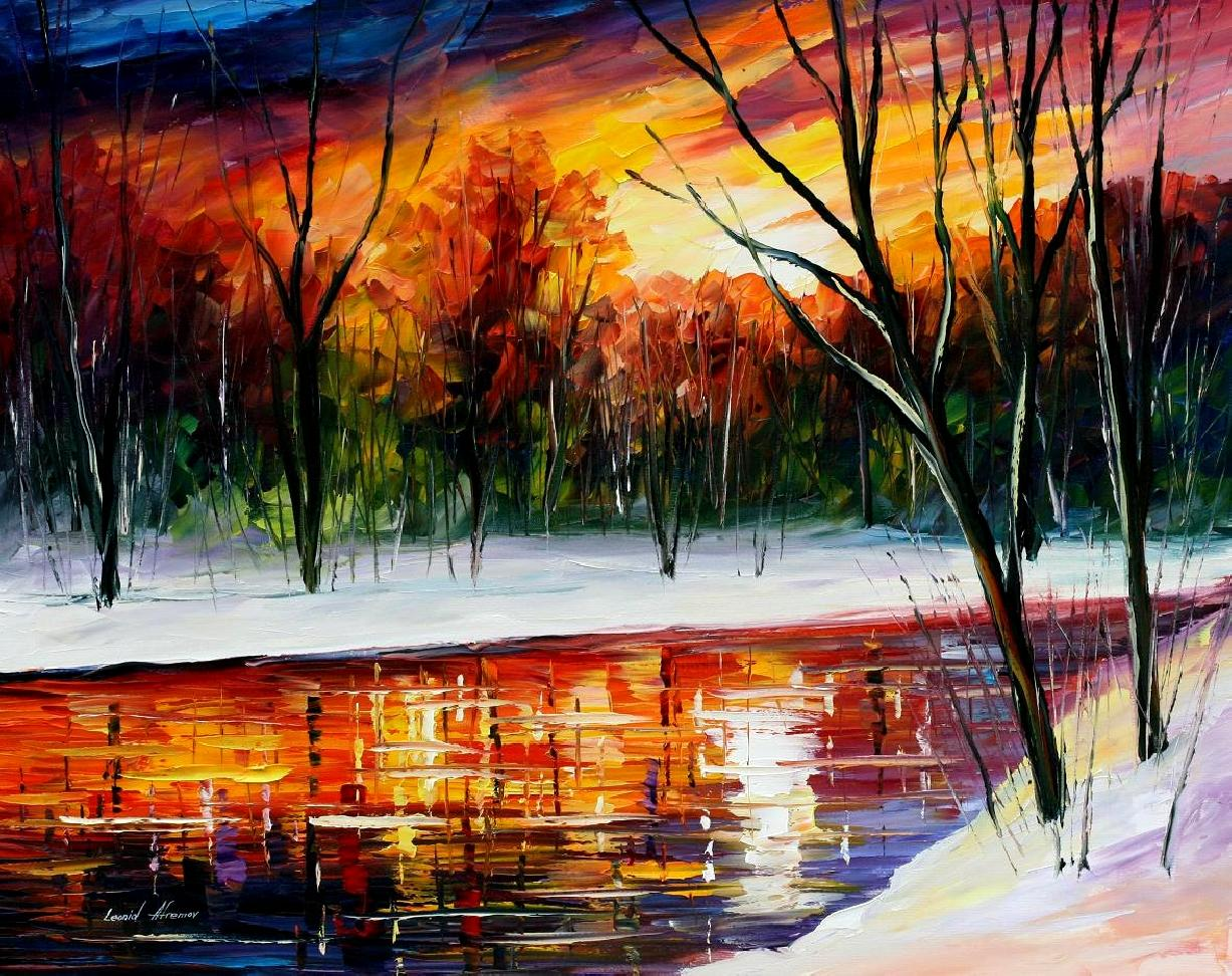 Painting Cold Weather