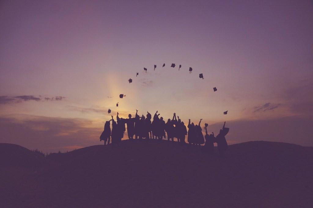 卒業シーズン🎓