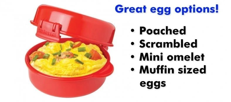 5 of the best microwave egg cookers for