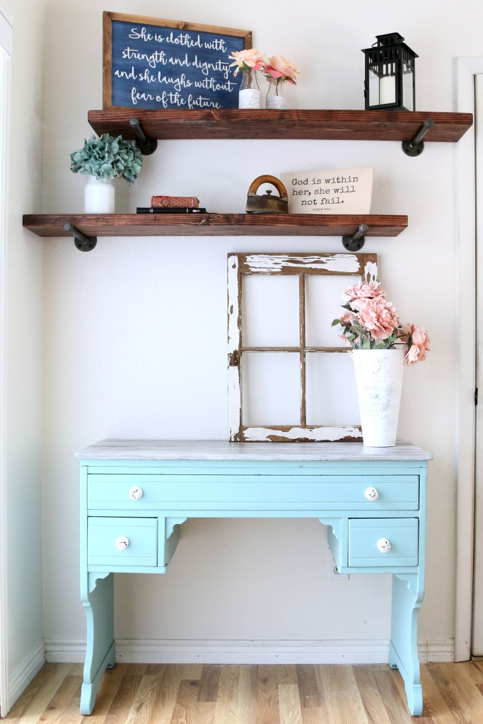 I love flipping furniture pieces!  What a fun way to repurpose something that is bound for the trash. Let me show you my favorite furniture flips so far! MY FAVORITE FURNITURE FLIPS (SO FAR!)