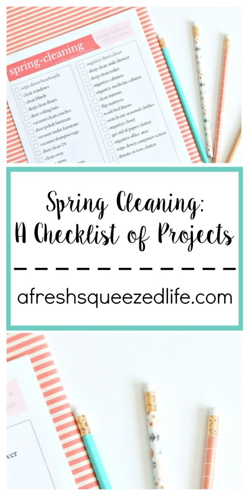 Spring Cleaning time is here! Let me give you some tips, and sign up for my newsletter to receive this adorable spring cleaning printable!  SPRING CLEANING PRINTABLE
