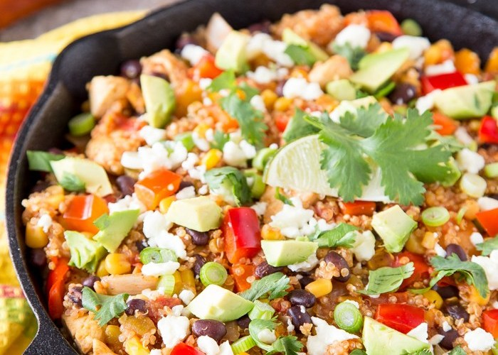 FESTIVE MEXICAN ENTREES + LINK PARTY 196
