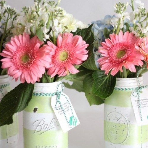 HANDMADE MOTHER'S DAY GIFT IDEAS + LINK PARTY 198
