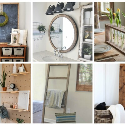 DIY HOME DECOR PROJECTS THAT FIT YOUR BUDGET