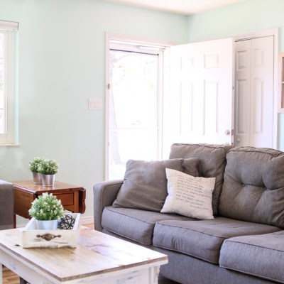 CREATING FABULOUS FARMHOUSE STYLE ON A BUDGET