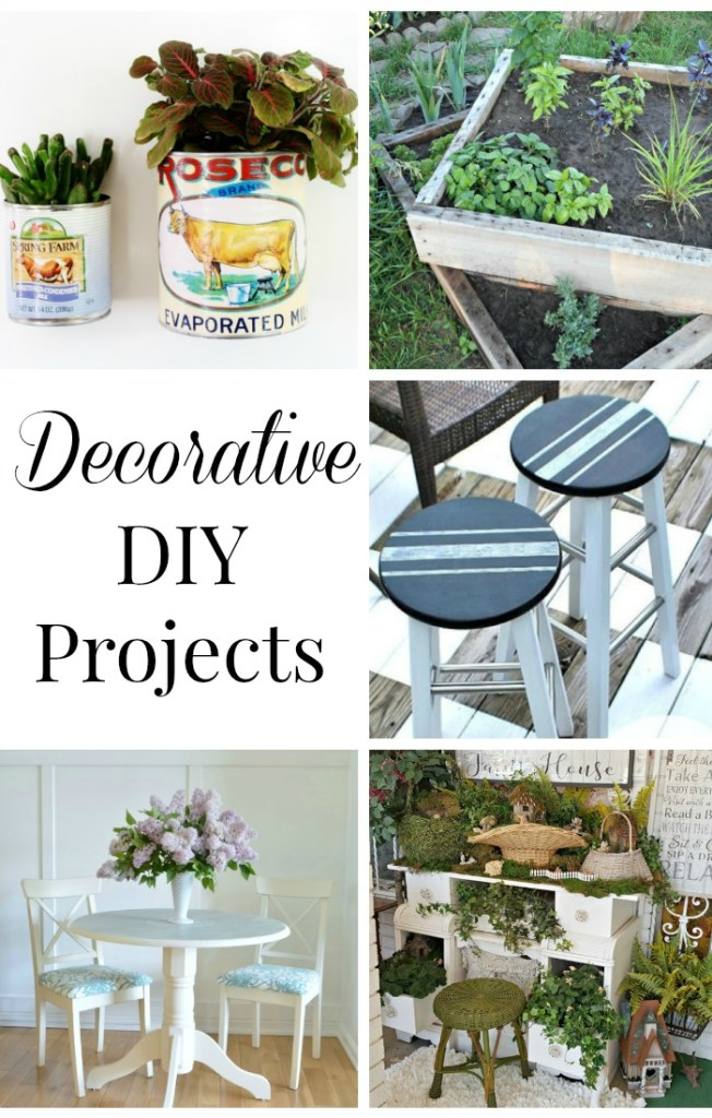 Decorative DIY Projects