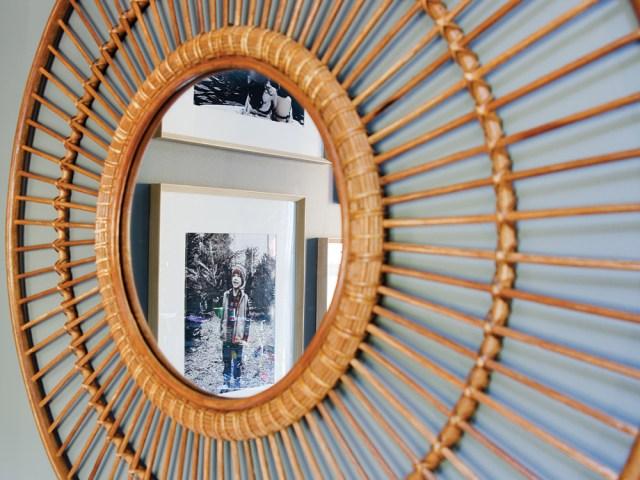 Modern Gallery Wall - Framing Fall Light