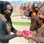 チャレンジし続けるケニアの女の子を応援!ハートサポート2019、SNSで受付開始!