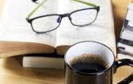 cofee reading