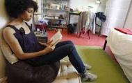 indoor reading