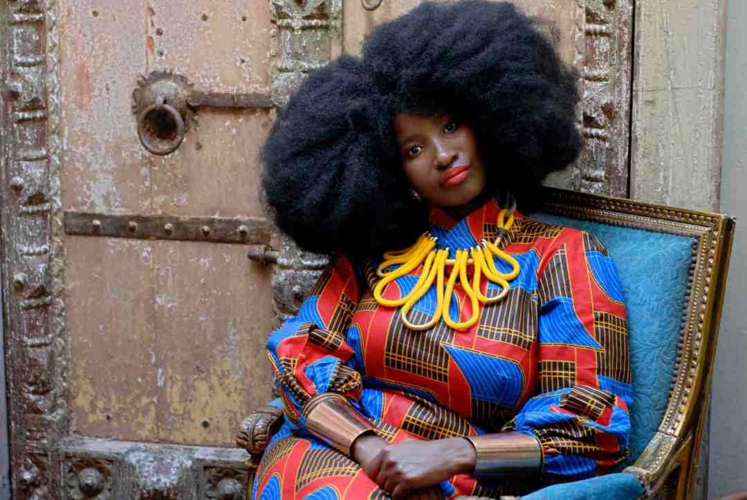 African Fashion African Queen Africa