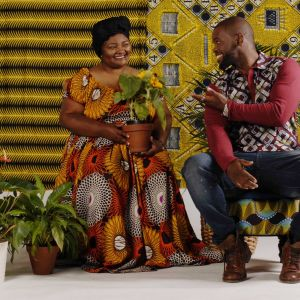 Meet the Real Siv Ngesi and His AfriQueen Mother Jacqueline