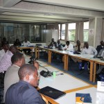 The Drafting Committee_2nd Africa EbA Conference