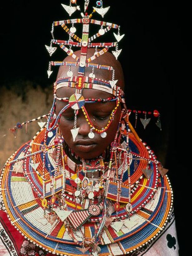 Kenya marriage ritual