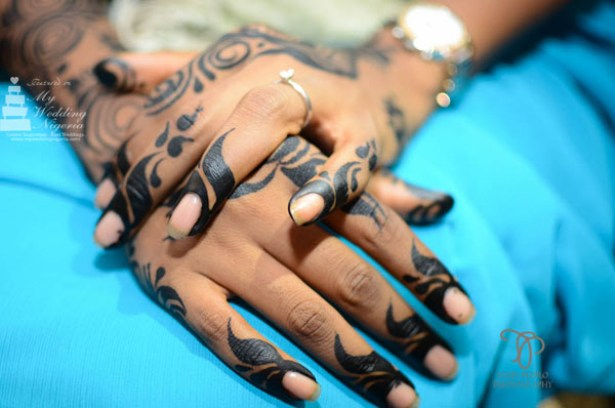 Nigeria traditional wedding