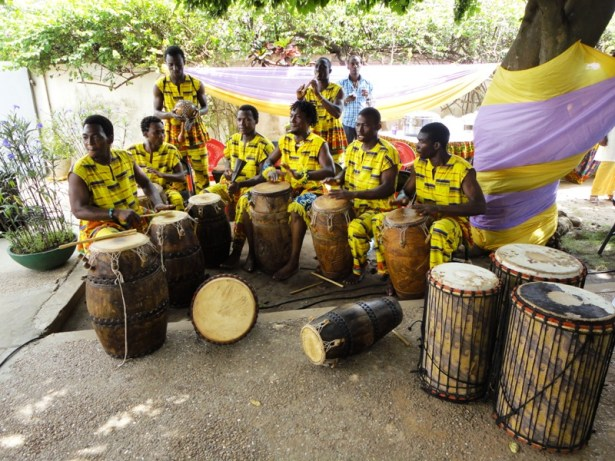 ghana wedding music