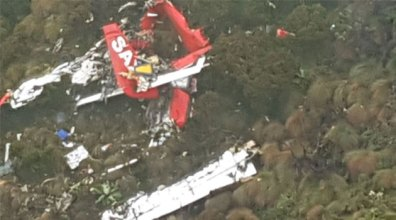 Image result for Wreckage of missing Kenyan plane on domestic flight located
