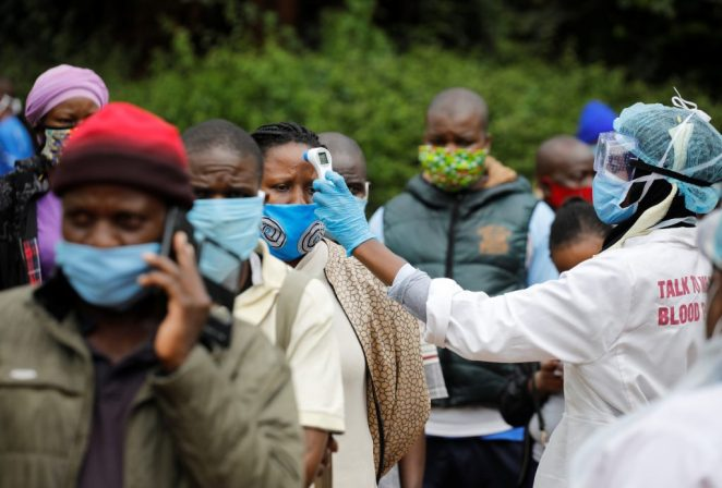 High-level China-Africa meeting calls for deepening cooperation against  COVID-19 pandemic   CGTN Africa