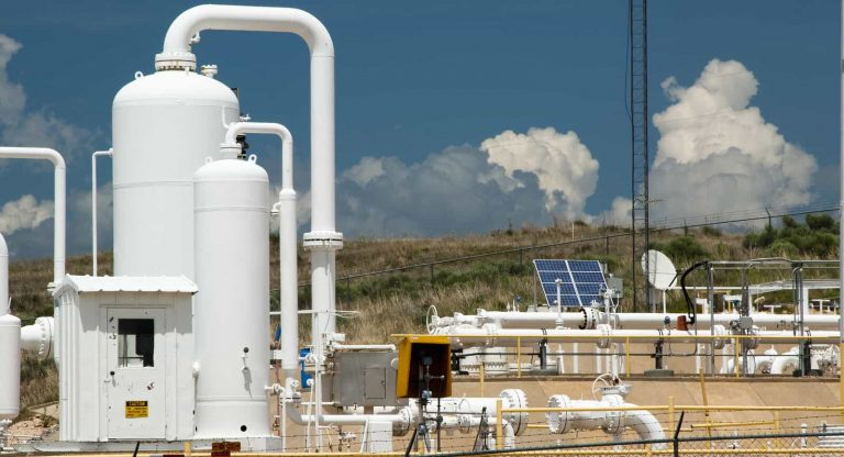 Gas Megahub Project