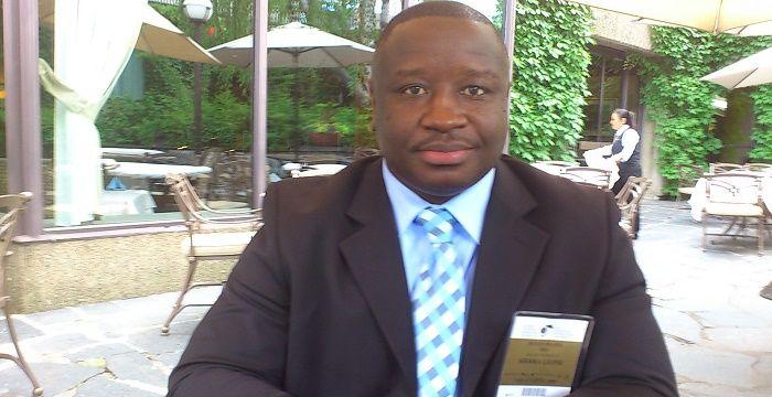 Julius Maada Wonie Bio