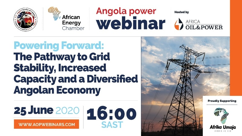 Angola's energy expansion