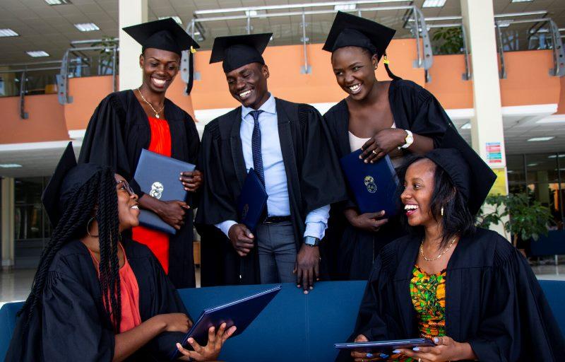 Mastercard Foundation And USIU-Africa