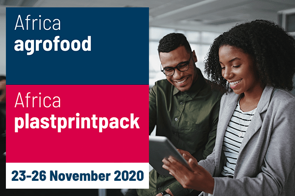 Virtual agrofood & plastprintpack Africa 2020