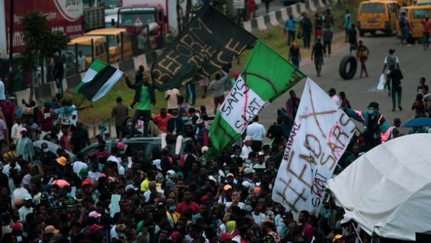Q&A: What Nigerian Feminists Hope Will Come Out Of The #EndSARS Movement & Pandemic