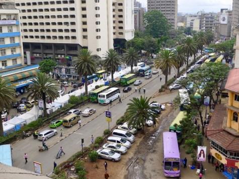 Moi Avenue today